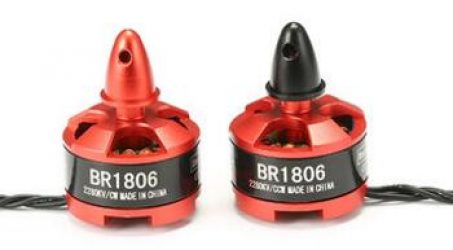Racerstar 1806 BR1806 2280KV 1-3S Brushless Motor