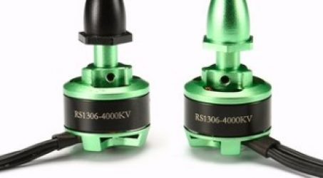 Racerstar Racing Edition RS Series 1306 RS1306 4000KV Brushless Motor
