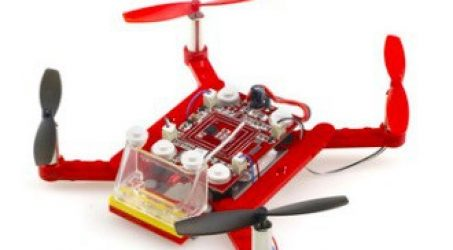 Realacc 021 DIY Building Blocks RC Quadcopter