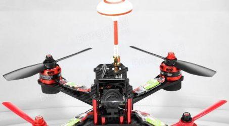Realacc GX210 FPV Racer RTF with 700TVL Camera 40CH VTX