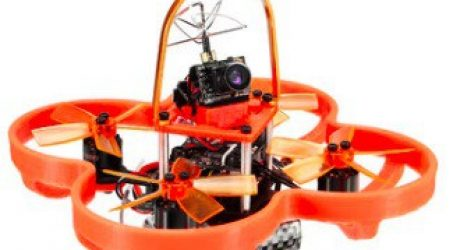 Realacc Orange 85 F3 FPV Racer BNF