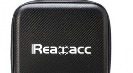 Realacc Zipper Handbag Hard Case For RC Transmitter