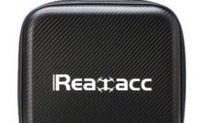 Realacc Zipper Handbag Hard Case For RC Transmitter