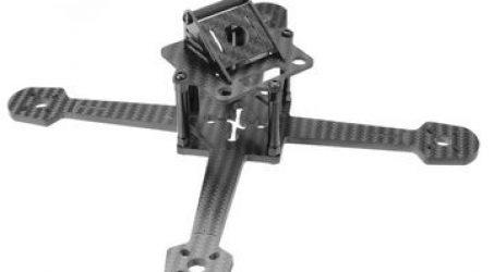 Realacc X200 199mm 4mm Arm Carbon Fiber FPV Racing Frame Kit