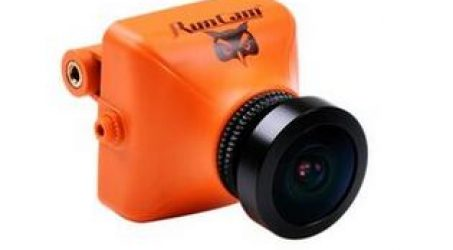 RunCam OWL PLUS 700TVL 0.0001 LUX FPV Camera