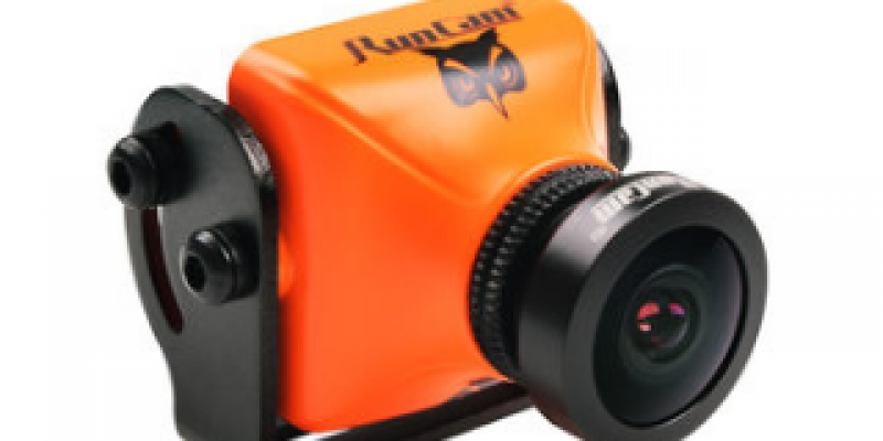 Runcam OWL PLUS 2 700TVL Camera Build in OSD