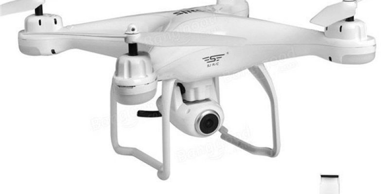 S-SERIES S20W Double GPS Dynamic Follow RC Drone