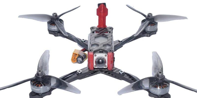 SENT5 FPV Racing Drone