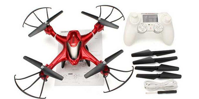 SJ X300-2C 720P 2MP Camera RC Drone