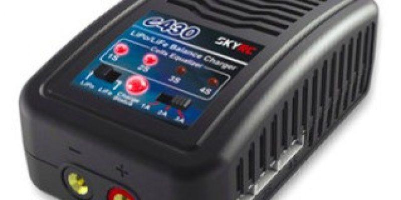 SKYRC E430 AC 100-240V 30W Balance Charger