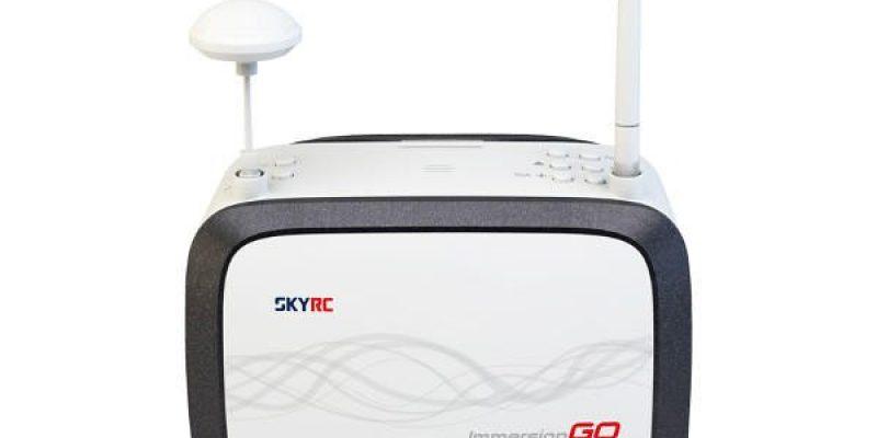 SKYRC 7 Inch 40CH HD 65 Degree FPV Goggle