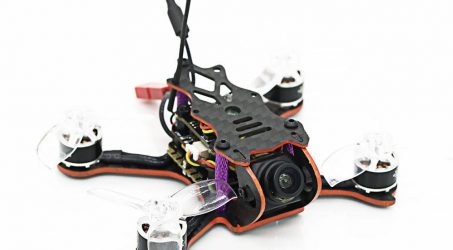 SKYSTARS Rocket Cat90mm FPV Racing Drone