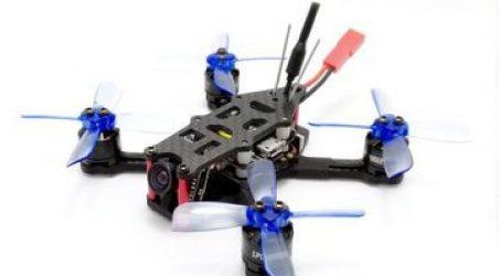 SPC 95X 95mm 5.8G 25mW 48CH FPV Racing Drone BNF