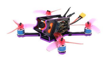 SPC MAKER S125 5.8G 40CH FPV Racing Drone PNP