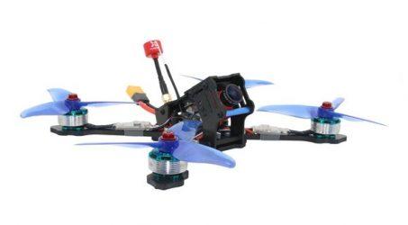 SPC MAKER X220 5.8G 40CH FPV Racing Drone PNP