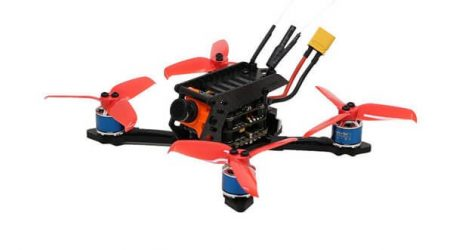 SPC Maker 110VT 110mm Brushless FPV Racing Drone