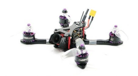 SPC Maker 140X FPV Racing Drone Omnibus F4 PNP