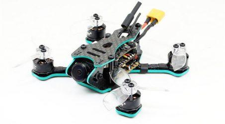 SPC Maker X90 FPV Racing Drone Omnibus F3 PNP
