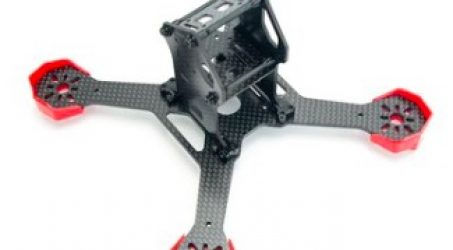 STAR POWER STP-ZX5 190MM Carbon Fiber Frame Kit