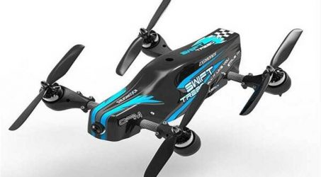 SWIFT 280 280mm Tilt-Rotor FPV Racer