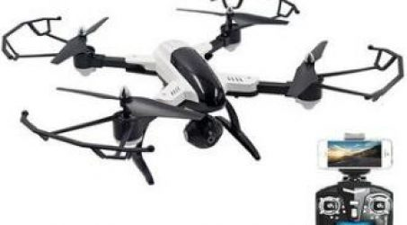 SY X33 With 0.3MP Camera  WiFi FPV Quadcopter