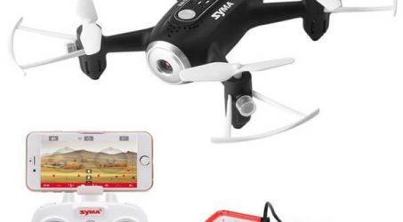 SYMA X22W WIFI FPV Quadcopterr With 720P Camera