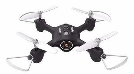SYMA X23W WIFI FPV Quadcopter With 720P HD Camera