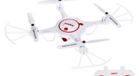 SYMA X5UC RC Drone With 2MP HD Camera