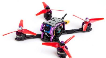 Skyzone S140 FPV Racing Drone with Foxeer Micro Camera