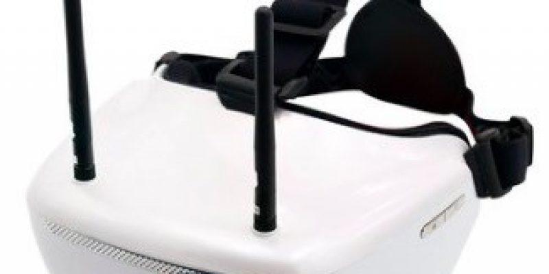 Skyzone SJ-H01 2D 3D 960*1080 AV FPV Goggles Headset