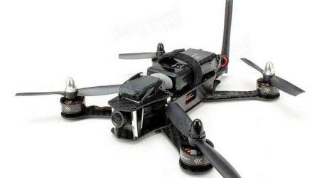 Smart 190mm FPV CC3D Modular Design Intergrated Module Racing Drone