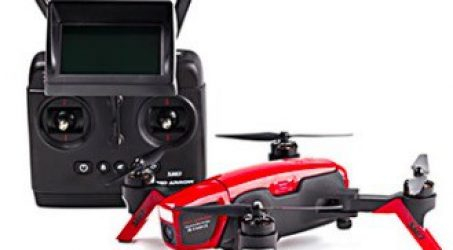 Smart Drone SMD Red Arrow Racing FPV Drone With 720P Camera