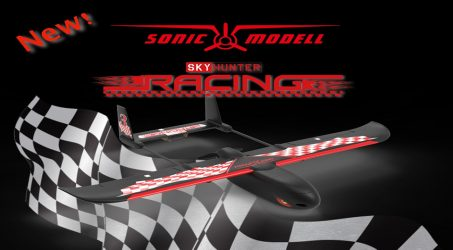 Sonicmodell Skyhunter Racing 787mm RC Airplane