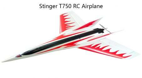 Stinger T750 RC Airplane