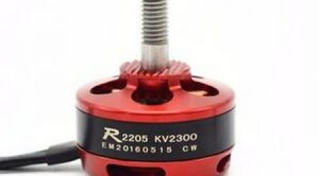 SunnySky Edge Racing R2205 2300KV 2-4s Brushless Motor