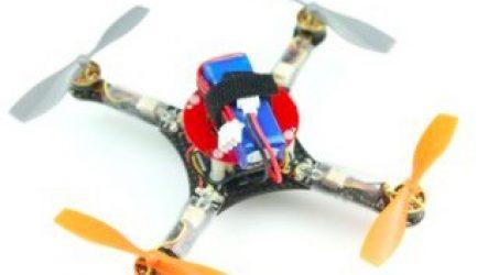 Super-X V2 125MM Naze32 Micro Quad Mini Drone BNF