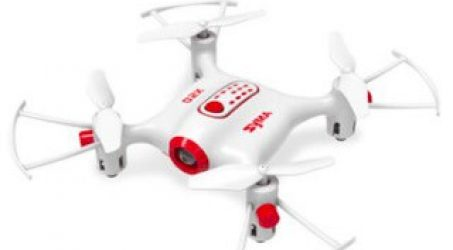 Syma X20 2.4G Altitude Hold Mode RC Quacopter