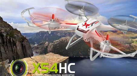 Syma X54HC With 2MP HD Camera RC Quadcopter