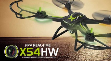 Syma X54HW FPV With 720P HD Camera RC Quadcopter