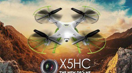 Syma X5HC With 2MP HD Camera RC Quadcopter