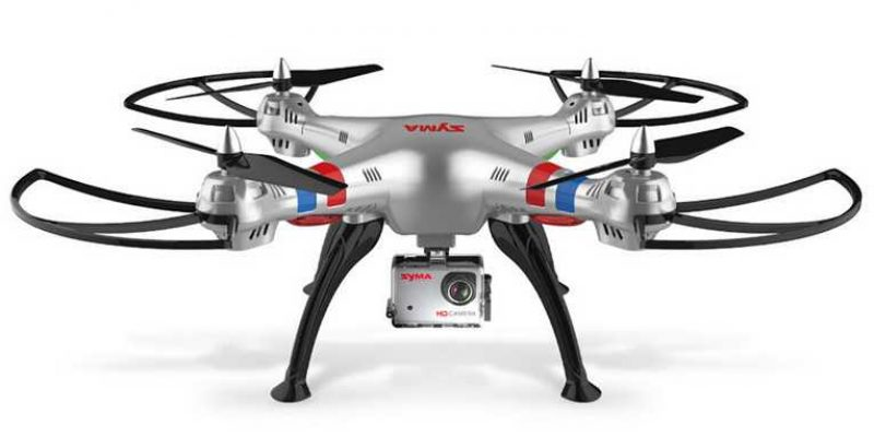 Syma X8G Drone With New Camera