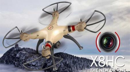 Syma X8HC Quadcopter VS Syma X8HW Quadcopter