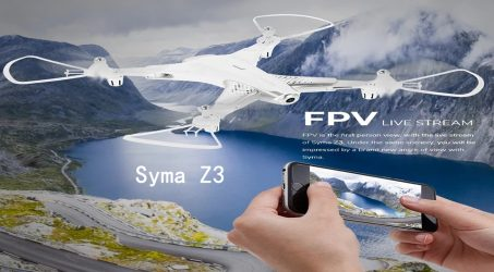 Syma Z3 720P RC Quadcopter