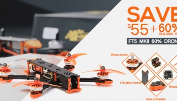 T-Motor FT5 FPV Racing Drone