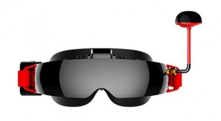 TOPSKY F7X 3D 5.8G 40CH 16:9 FPV Goggles Video Glasses