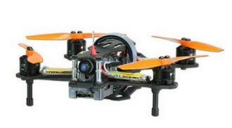 Tarot TL120H1 120MM FPV Racer with 520TVL Camera ARF