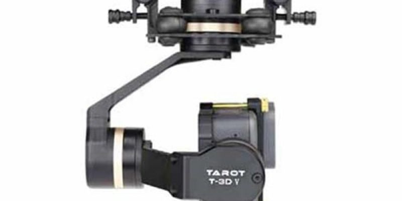 Tarot TL3T05 Metal 3-Axis Brushless Gimbal
