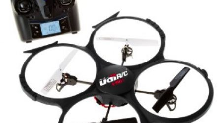 Latest UDI 818A HD+ RC Quadcopter with HD Camera
