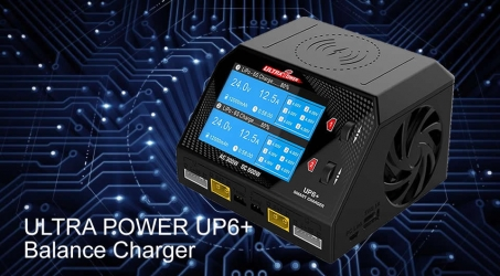 ULTRA POWER UP6+ Balance Charger