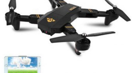 VISUO XS809W WIFI FPV Arm RC Quadcopter RTF